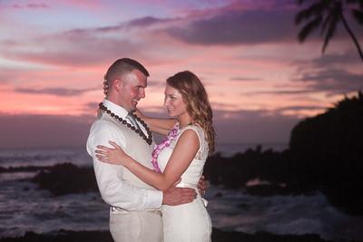 Duncalf Maui Honeymoon 2015
