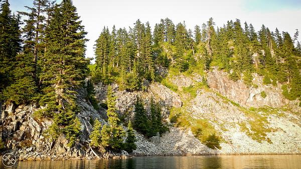 SNow Lake Camping June 2015