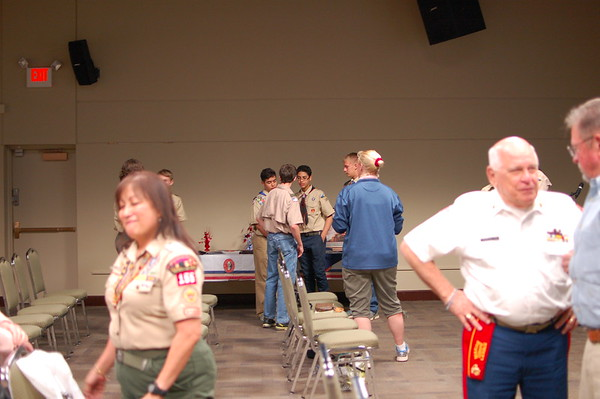 Arnold Eagle Scout Ceremony