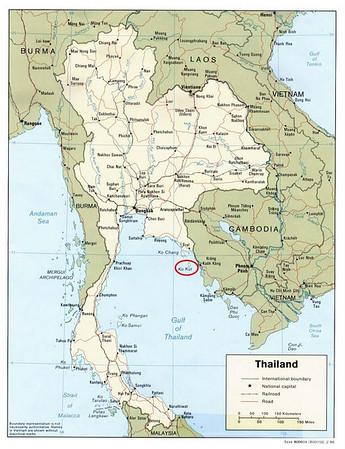 Thailand Christmas 2010