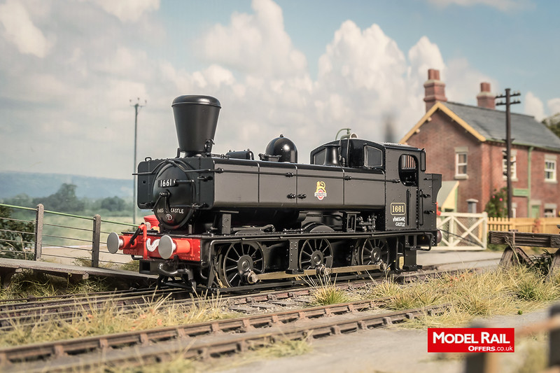 Model Rail 16xx Image