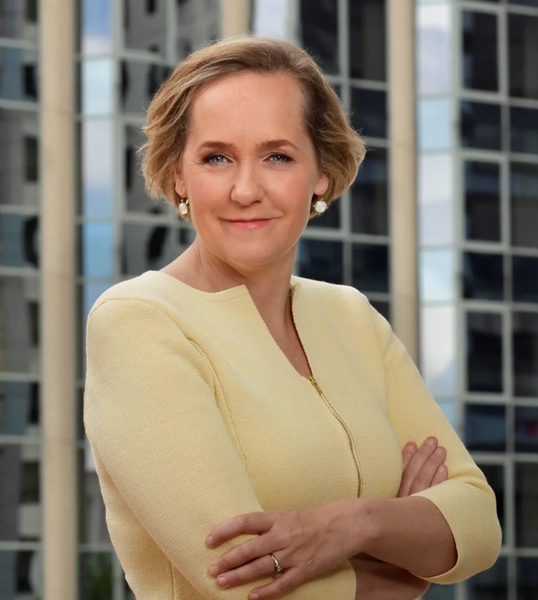 Sarah Ferguson (photo credit: ABC)