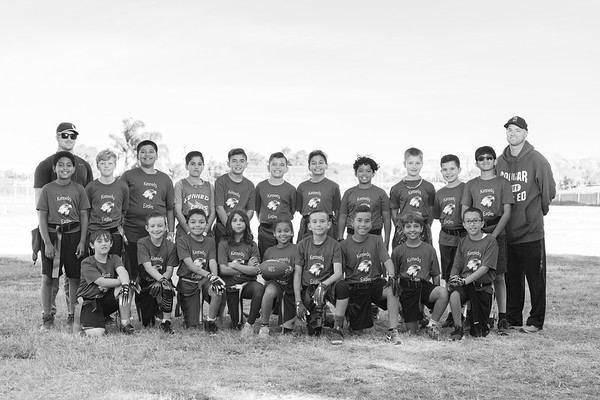 Elizabath Flag Footbal team 2018