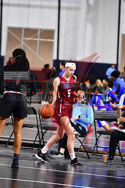 Gerstell Academy (MD) Girls Varsity Basketball 12-13-19 | She Got Game