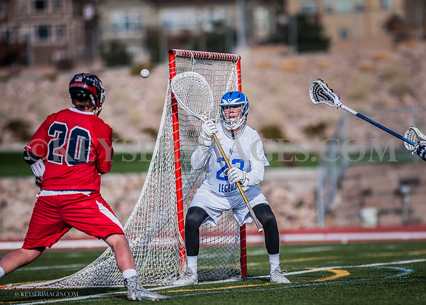 2014 Chaparral vs Legend Boys LAX