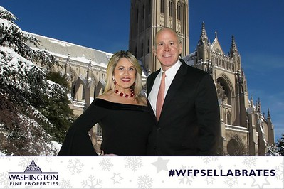 Washington Fine Properties Holiday Party 2017