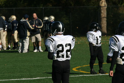 Raiders @ Falcons 11/11 PeeWee