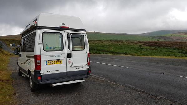 Dartmoor July 2018