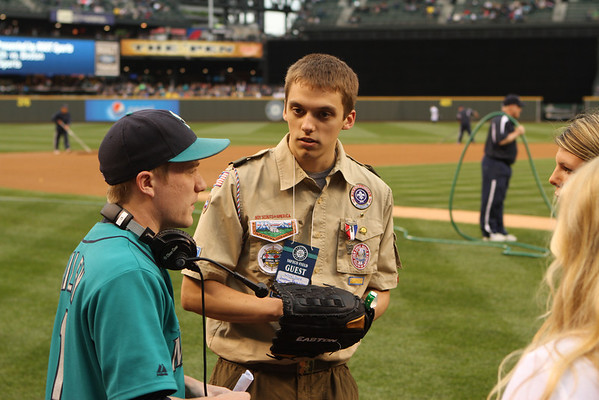 Mariners Scouts Justin June 15 2014