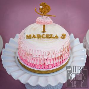 Marcela's 3rd Birthday