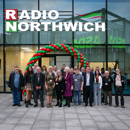 Radio Northwich Grand Opening 10-09-21