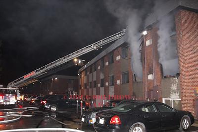 Burlington, MA - 3rd Alarm, 8 Baron Park, 10-23-13