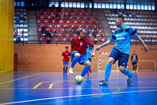 FFCV - A. ONDA FS vs PEÑISCOLA FS - Juvenil