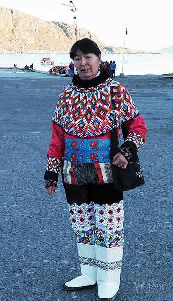 Native resident in Nanortalik