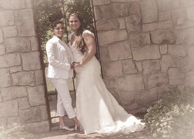 Josie and Becca Wedding 2015