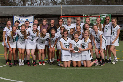 Lacrosse Girls March 15, 2014