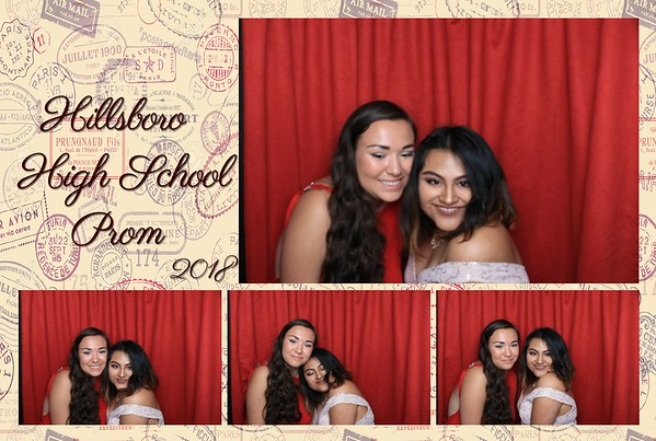 Hillsboro High School Prom 2018