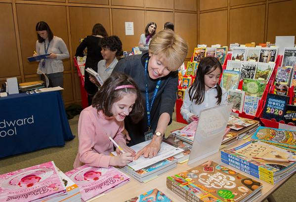MLS Book Fair - November 4, 2019