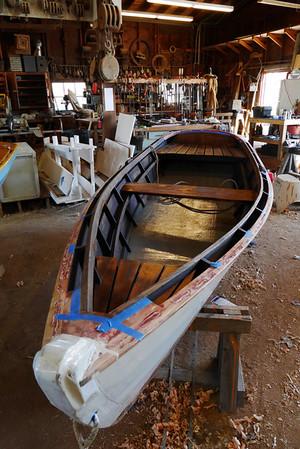 Chesapeake Bay Maritime Museum (and other Chesapeake boats)