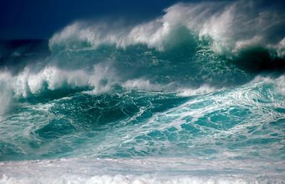 North Shore Winter Waves, Hawaii