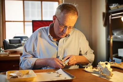 2016 UWL Jim Theler Retired Archaeology MVAC