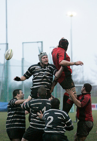 Cheltenham Rugby 7th January 2006