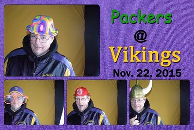11-22 Packers @ Vikings