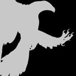 Eagle Silouette - 1