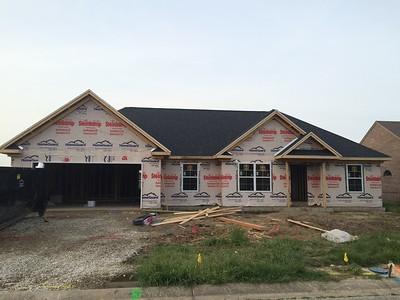 2016 New Home Raffle