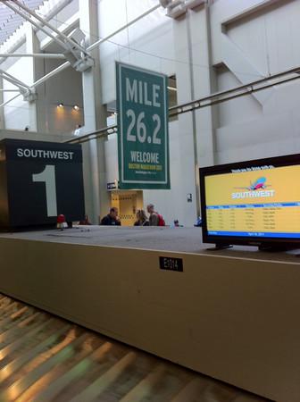 2011 April - Boston Marathon