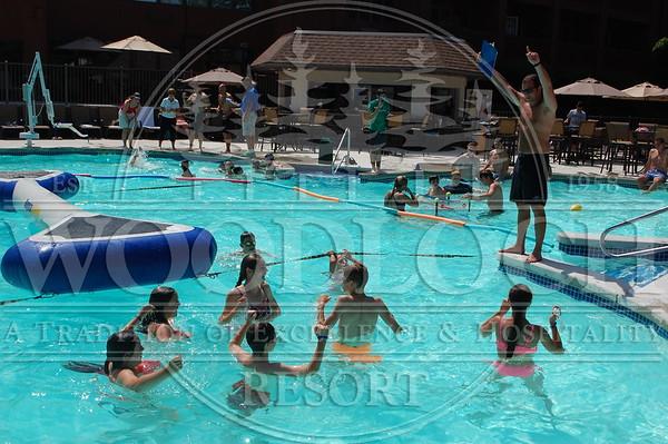 June 29 - Pool Games