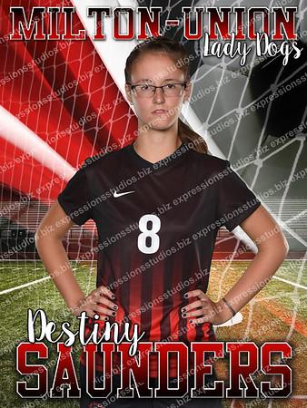 Girls Soccer 2017