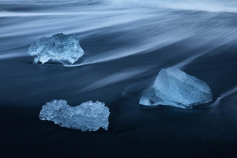Ephemeral Ice