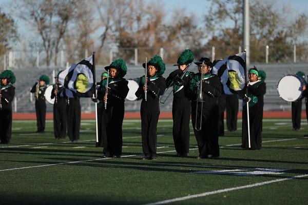 Farmington HS Marching Band 10-30-19