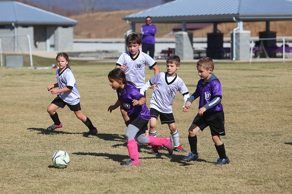 2020-11-14 AYSO Soccer Game