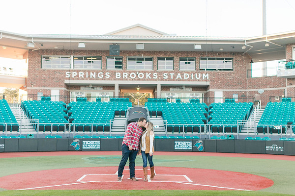 Former CCU Baseball Star Plans Surprise Proposal