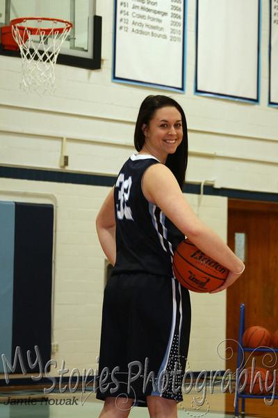 HS Girls Basketball 2013-2014
