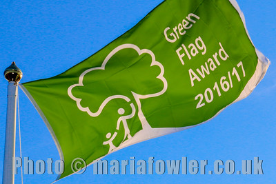 Cliff Park Green Flag Award