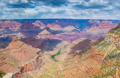 VR Grand Canyon Half