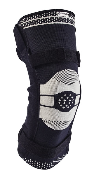 Performance Knit Hinged Knee Brace