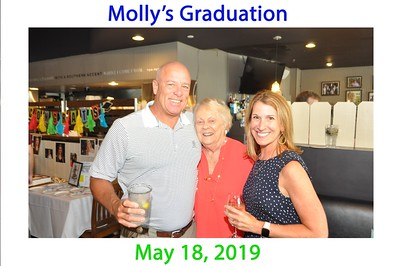 Molly's Graduation Lunch-5/18/2019