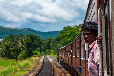 Train to Dambulla