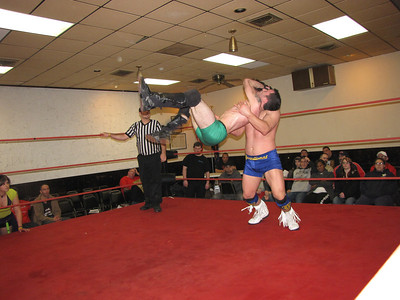 Whaling City Wrestling Defining Moment  April 23, 2011