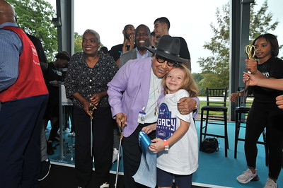 Charlotte Hornets Legacy Project @ Camp Greene Park 10-9-18 by Jon Strayhorn