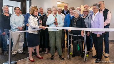 Outer Cape Health Center Wellfleet Re-Opening 2019 (Low Resolution)