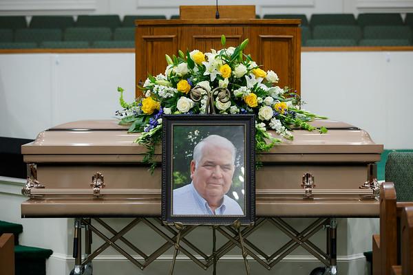 Norris Ward Funeral
