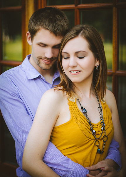 Nick and Abagail Engagement Session