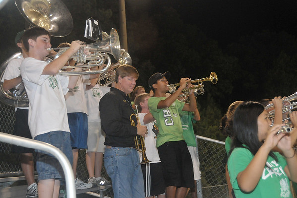 2009-09-18: Cary v Apex Pep Band