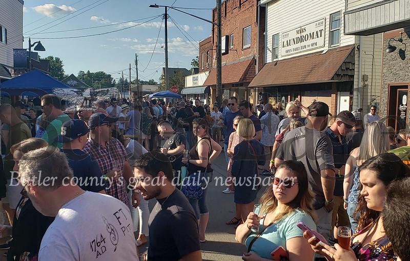 Mars Brew Fest 2019 Seb Foltz/Butler Eagle
