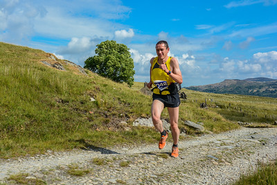 Scott Snowdonia Trail Marathon - Half Marathon at 2.5kM